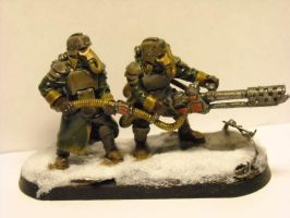 Death Korps of Krieg by Kegge