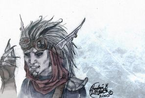 Jak by AphoticBlight