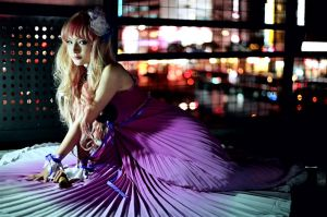 Miss you, Sheryl Nome by sara1789