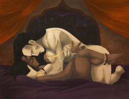 A Kings Passion by Lavahanje