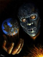 To Dominate the World by mbielaczyc
