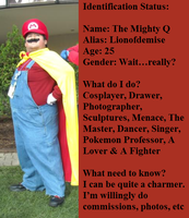 Cape Mario ID by Lionofdemise