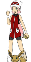 Sakura - Trainer Outfit by Animeangel5000