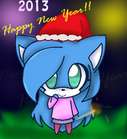 happy new year! by JizeruXhikuro