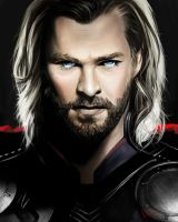 Thor! by rhigu