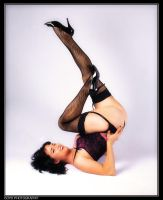 Classic Pinup Pose by boydphotography