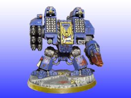 Ironclad Dreadnought by DarkLostSoul86