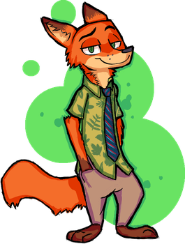 Nick Wilde by Signal15