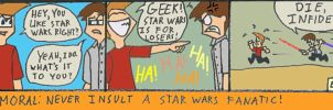 Never Insult a Star Wars Fan by mpcp13