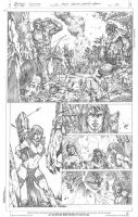 Red Sonja_Page test 01 by MARCIOABREU7