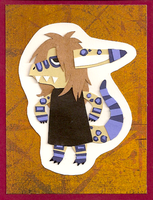 Clockwork AC Tag by TranquilBell