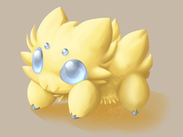 Joltik by PhantomCat