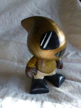 Rocketeer Vinyl - Egli by SurfTiki