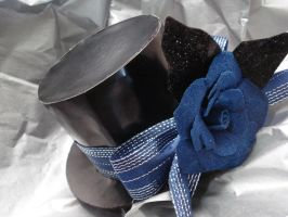 My first top hat by BlancPaige