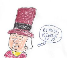 Mr. Magoo as Scrooge - Mr. Magoo's Christmas Carol by dth1971