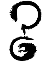 Question Mark 060 Godzilla by TheDoctorWriter