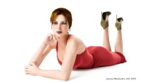 Sultry Glamour by JavierMicheal