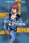 Woman of A.C.T.I.O.N. by TeamSmithy