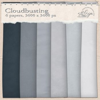 Cloudbusting paper pack by Eijaite