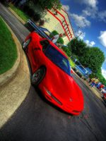 Cherry Vette' by PhotographiCreed