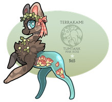 T60 Rose Tumtank - CLOSED by griffsnuff
