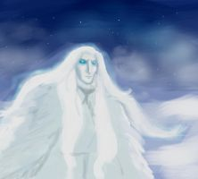 The people of ice. by Lucius007