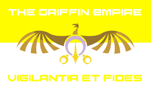 The Flag of the Griffin Empire by PilotSolaris