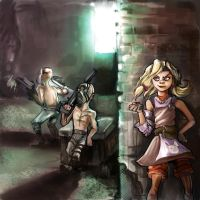 Borderlands 2 by Milish
