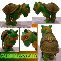 Michelangelo by customlpvalley