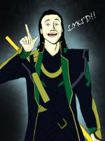 Loki'd Finished(?) by TheBlasianBruski