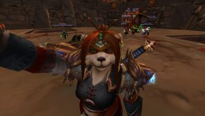 Warlords of Draenor 6.1: The Selfie Patch by JadeDraggon