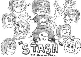 Old School Stash by The-Great-Stash