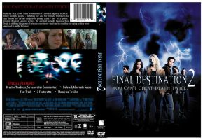 Final Destination 2 (2003) DVD Cover by dvdcovers