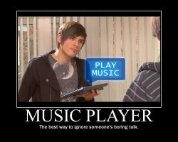 Smosh Music Player Motivator by htfman114