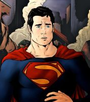 Man of Steel by zclark