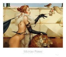 Creation by Michael Parkes by jjones67009