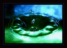 Liquid Crater by Crin