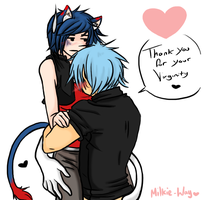 Thank you!~ by Milkie-Moo