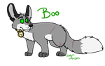 Boo - 2015 by BanditKat