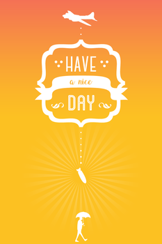 Have a nice day by dani9del9