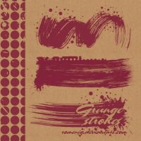 Grunge Strokes Brush Set by Romenig