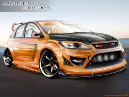 ' ForD Focus ' by eyupdesign