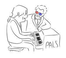 Pals by jkire