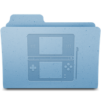 Nintendo DS - Leopard Icon by mind-body-and-soul