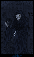 The Mummy by genocyber