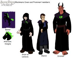 SW_The Blackmare Coven by DNLnamek01