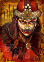 Vlad Tepes by BohemianWeasel