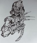 Arkham City  Scarecrow by DiegoE05