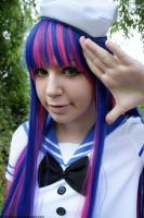 Sailor Stocking by Nami-Nami15
