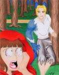 Red Riding Hood Contest by Terrathefox